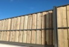 Acton Park TAS Lap and cap timber fencing 1