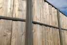 Acton Park TAS Lap and cap timber fencing 2