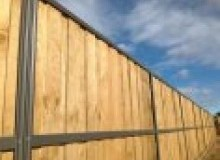 Kwikfynd Lap and Cap Timber Fencing actonparktas